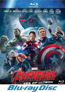 Avengers Age of Ultron BD