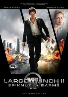 Largo Winch 2 Spiknutí v Barmě DVD film