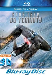 Star Trek: Do temnoty 3D BD