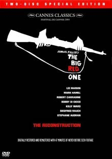 The Big Red One DVD film