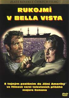 Rukojmí v Bella Vista DVD film