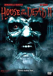 House of the Dead 2 DVD