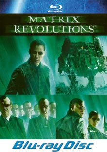 Matrix Revolutions BD