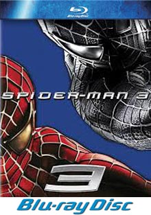 Spiderman 3 BD