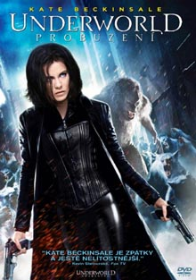 Underworld: Probuzení DVD
