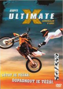 ESPN Ultimate X: Adrenalin v krvi DVD