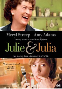 Julie a Julia DVD
