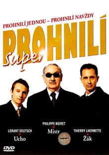 Superprohnilí DVD
