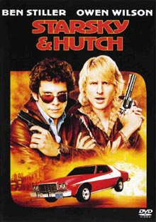 Starsky a Hutch DVD