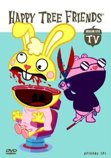 Happy Tree  Friends: Příběhy 3 DVD