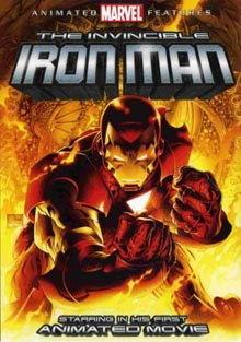 Iron Man (Marvel) DVD