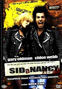Sid a Nancy DVD