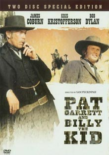 Pat Garrett a Billy Kid DVD