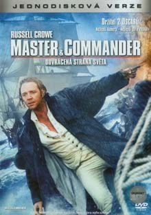 Master and Commander DVD