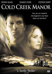 Cold Creek Manor DVD