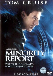 Minority report SE DVD