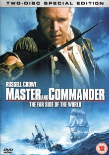 Master and Commander SE DVD