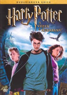 Harry Potter a vězeň z Azkabanu DVD