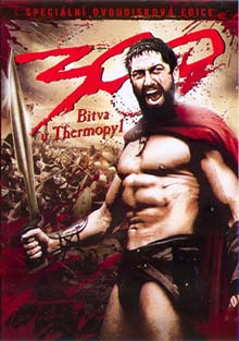 300 Bitva u Thermopyl DVD