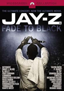 Jay-Z Fade To Black DVD