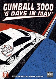 Gumball 3000 '6 Days In May DVD