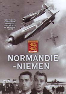 Normandie-Niemen DVD film