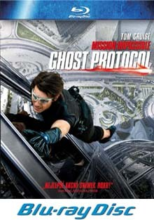 Mission Impossible: Ghost Protocol BD