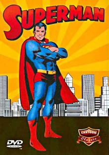 Superman DVD film