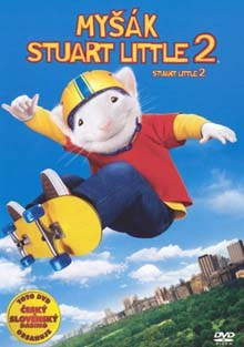Myšák Stuart Little 2 DVD