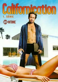 Californication 1.série DVD