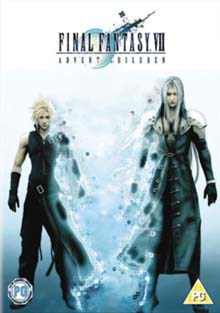Final Fantasy VII Advent Children DVD