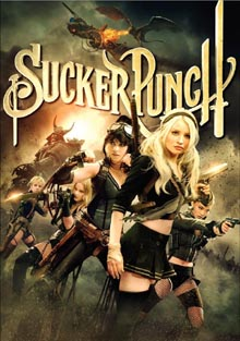 Sucker Punch DVD