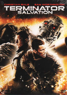 Terminator 4: Salvation DVD