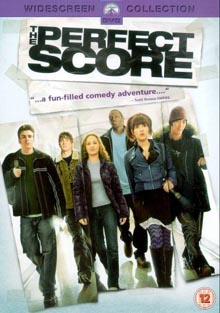 The Perfect Score DVD